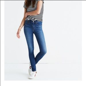 Madewell jeans in Patty wash
